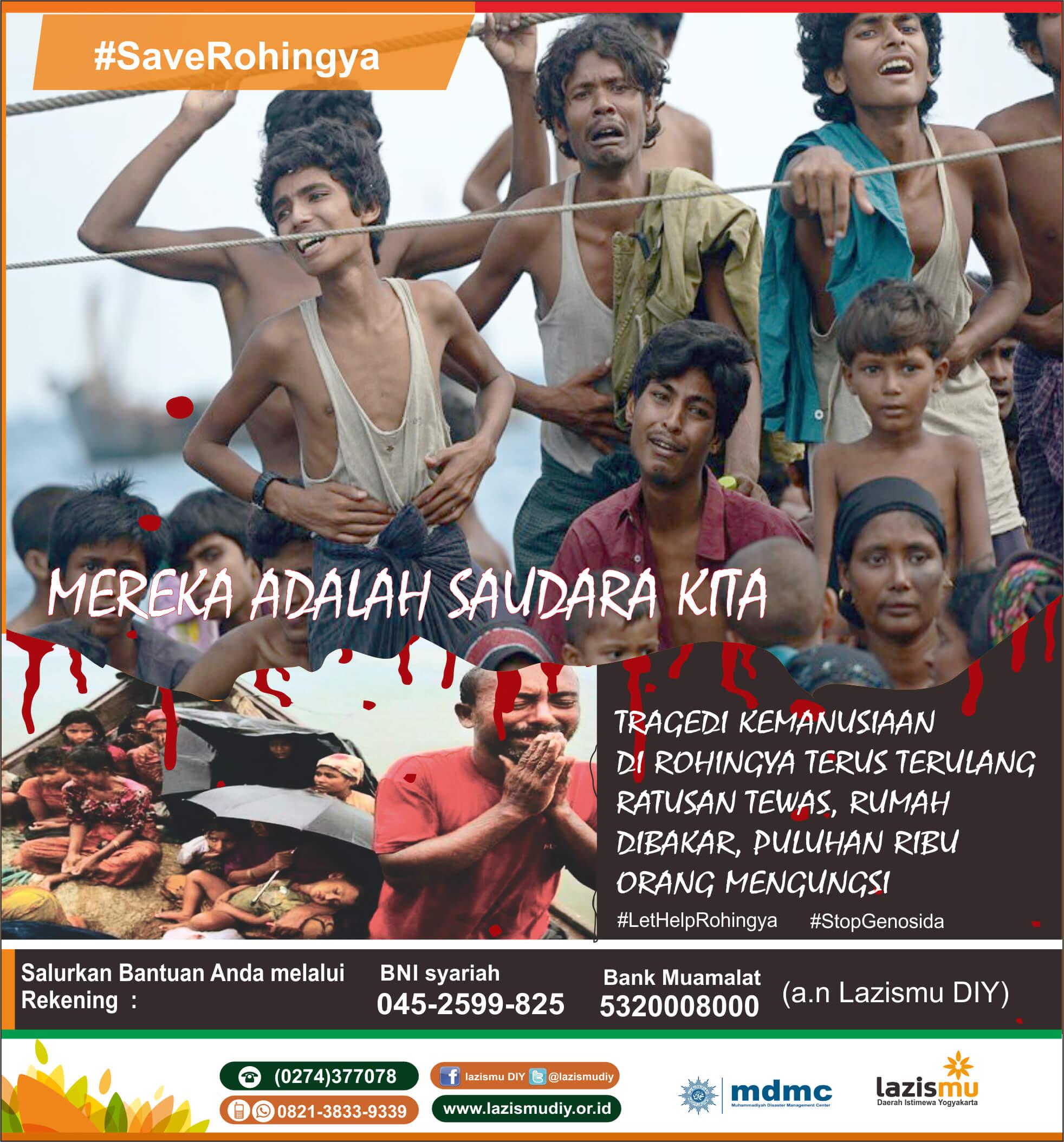 Save Rohingya