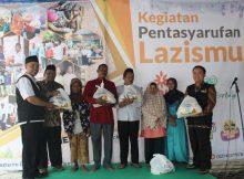 Pentyasyarufan dan bantuan Program Pemberdayaan
