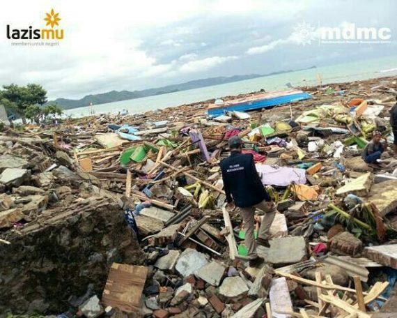 Peduli Tsunami Selat Sunda
