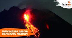 Indonesia Siaga Bencana Merapi