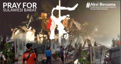 Bantu Saudara Kita di Sulawesi Barat